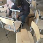 Будут новые парты и стулья